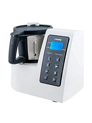 H.koenig Küchenmaschine HKM1028 mehrfarbig