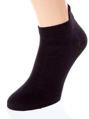H2O Socken Favourite 3-Pack (Schwarz)