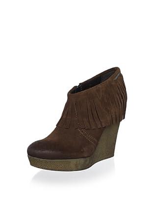 Diesel Women's Jesse Ankle Boot (Brown)