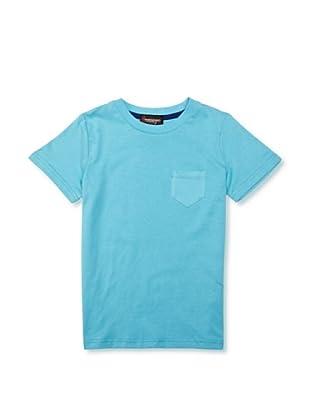 Sovereign Sleepwear Camiseta Loungewear (Azul)
