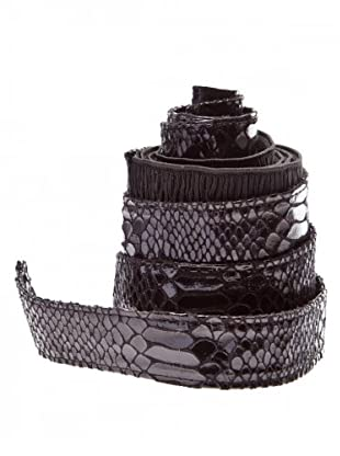 Cortefiel Cinturón Elástico (Negro)