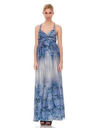 Hugo Boss Vestido Avenna-W (Azul)