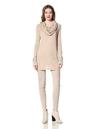 Kimberly Ovitz Women's Iver Oversized Cowl Sweater (Birch)