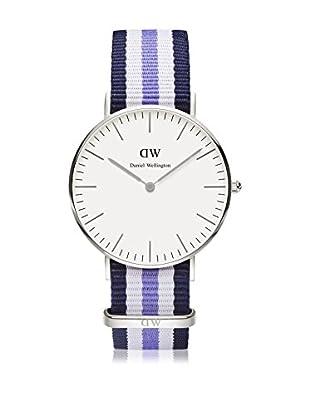 Daniel Wellington Reloj con movimiento cuarzo japonés Woman Classic Trinity navy/blue/white 36 mm