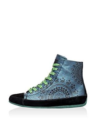 Desigual Hightop Sneaker Canela