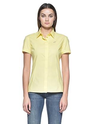 Camisa Abrielle (Amarillo)