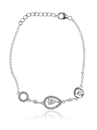 Cerruti 1881 Armband Dalian silberfarben