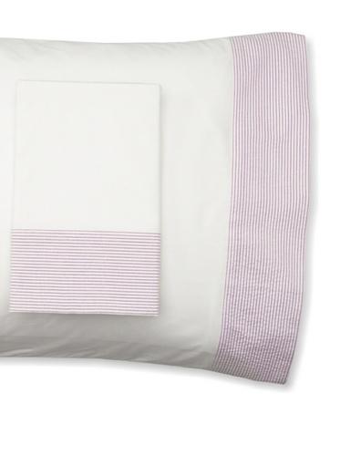 Mili Designs Pair of Sintra Pillowcases (Lilac)