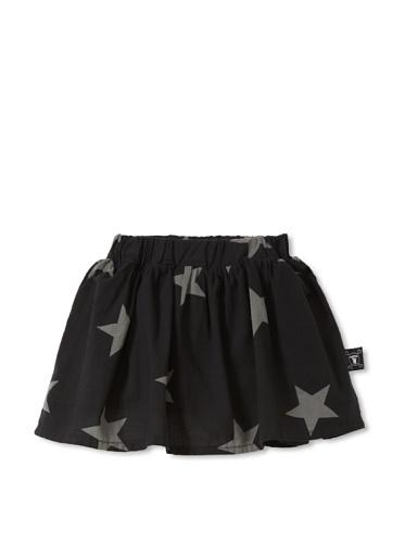 NUNUNU Kid's Star Skirt (Black)