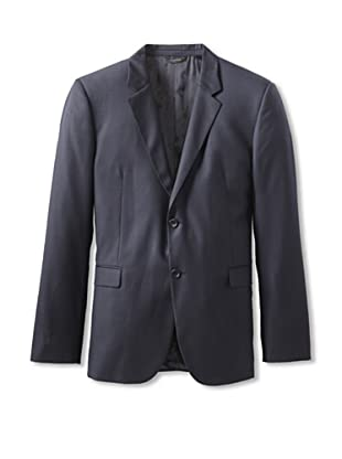 Calvin Klein Collection Men's Bowery 2-Button Sportcoat (Marine)