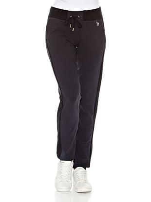 US Polo Assn Pantalón Yolande (Negro)