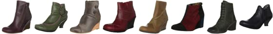 Fly London Women's Jing Wedges Boots