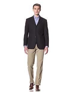 Domenico Vacca Men's Classic Blazer (Blue)