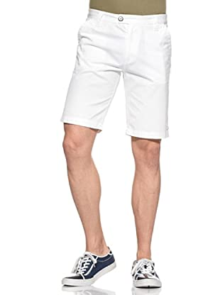 Hot Buttered Bermuda Fit (Blanco)