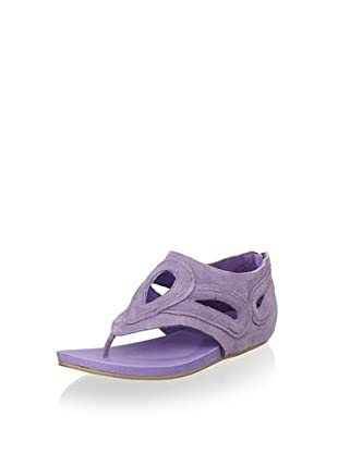 Australia Luxe Collective Women's Ferrera Thong Sandal (Lilac)