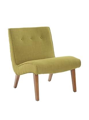 Safavieh Mandell Chair, Sweet Pea Green