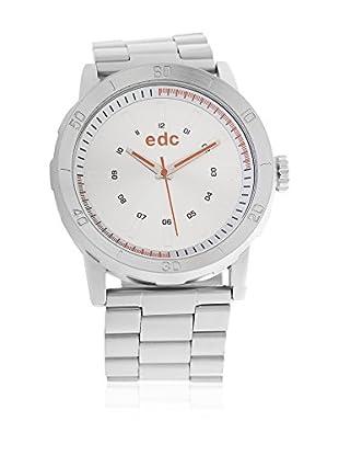 EDC Esprit Quarzuhr Genuine Star Ee100971006 silber 48  mm