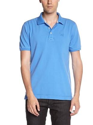 Tom Tailor Polo Team Poloshirt Blau (6605 heritage blue)