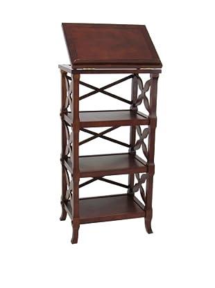 Charleston Charter Book Display, Brown