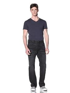 Current/Elliot Men's The Straight Leg Jean (Night)