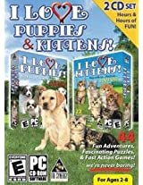 I Love Puppies & Kittens! combo (PC)