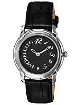 Morellato Analog Black Dial Men's Watch - SO2OF001