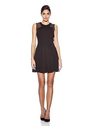 Love U Kleid Dior (Schwarz)