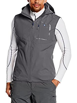 Peak Mountain Gilet Softshell Catoshell