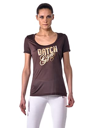 Datch Gym T-Shirt (Marrone)