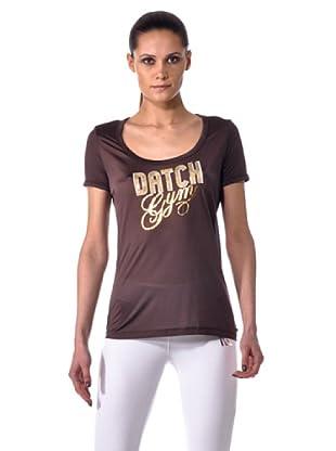 Datch Gym T-Shirt (Marrone)