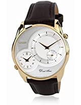 Citizen Analog White Dial Men's Watch - AO3002-03A