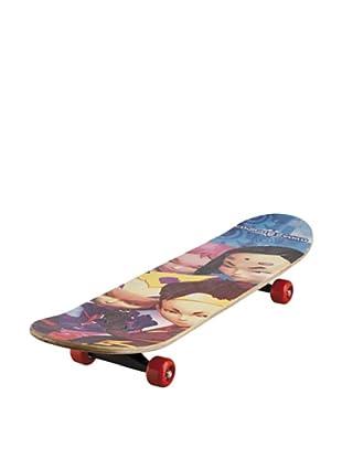 Simba Skate Board Código Lyoko