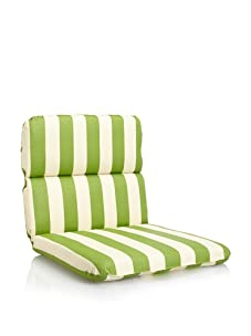 Waverly Sun-n-Shade Solstice Rounded Chair Cushion (Cactus)