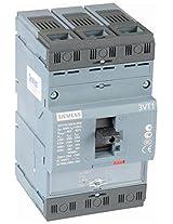 Siemens Moulded Case Circuit Breaker (MCCB, Black)
