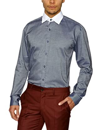 Selected Camisa Keith (Azul)