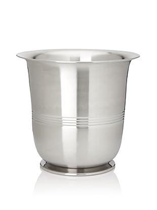 Kraftware 3-Circle Polished Champagne Bucket