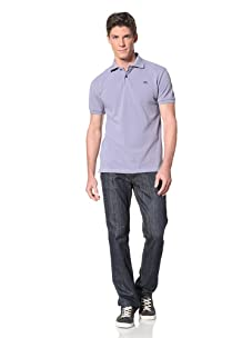Moods of Norway Men's Per Are Polo Shirt (Stone)