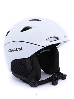 Carrera Casco de Esquí CA E00413 APEX WHITE SHINY (blanco)