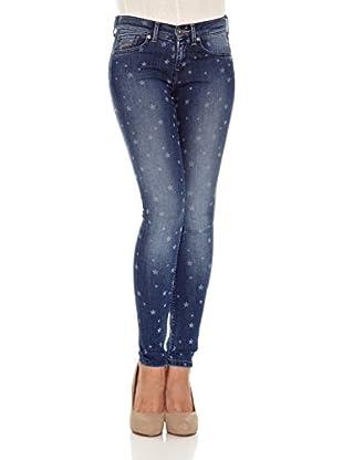 Pepe Jeans London Vaquero Starlett (Azul)