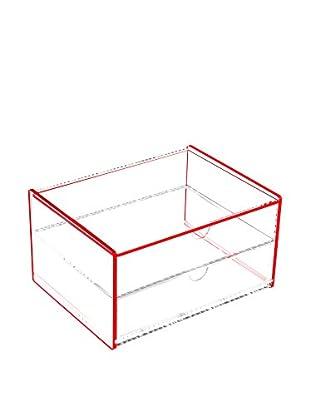 ZINGS Aufbewahrungsbox rot