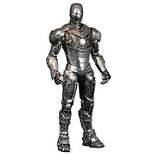 【クリックで詳細表示】【ムービー・マスターピース】『アイアンマン2』 1/6スケールフィギュア アイアンマン・マーク2 (アーマー・アンリーシュド版)