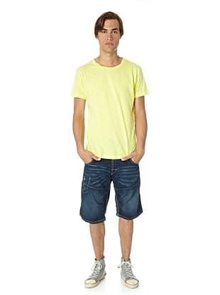 Jack & Jones T-Shirt Loui Ray regular fit (Amarillo)