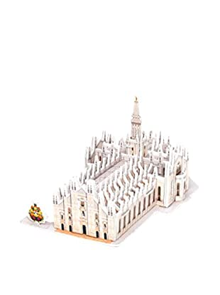 Expo Milano 2015 Puzzle 3D Milan Cathedral Small