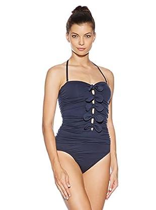 Juicy Couture Badeanzug Bow Chic (dunkelblau)