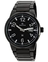 Maxima Attivo Analog Black Dial Men's Watch - 25290CMGB