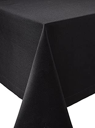 Garnier-Thiebaut Cannele Tablecloth, Black