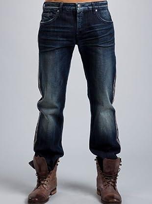 Japan Pantalón Redda (Azul Oscuro)