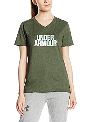 Under Armour Camiseta Manga Corta Branded Core Wordmark