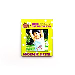 The Little Things - Magnetic Photo Frame - Adorable Sister