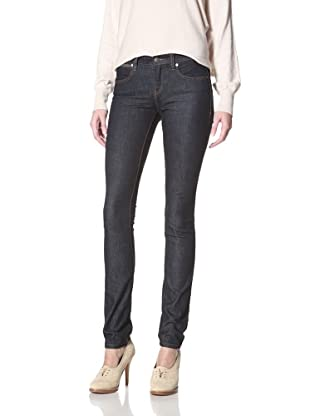 Henry & Belle Women's Ideal Skinny Jean (Dark Indigo)